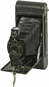 "Фотоаппарат ""Kodak Brownie Autographic 2A"" (арт.060) ― STARINISM.RU"