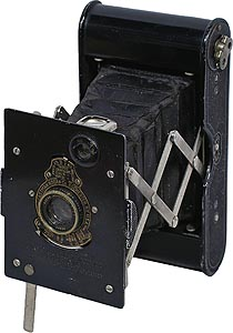 "Фотоаппарат ""Kodak Vest Pocket"" metal version (арт.085) ― STARINISM.RU"