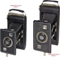 "Фотоаппарат ""Kodak Jiffy Six-20"" version 2 (арт.129)"